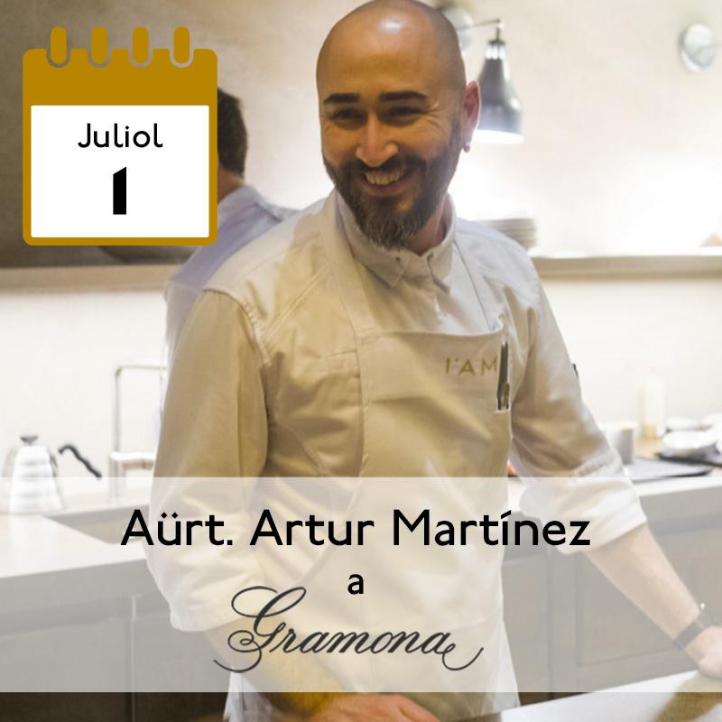 Aürt. Artur Martínez a Gramona