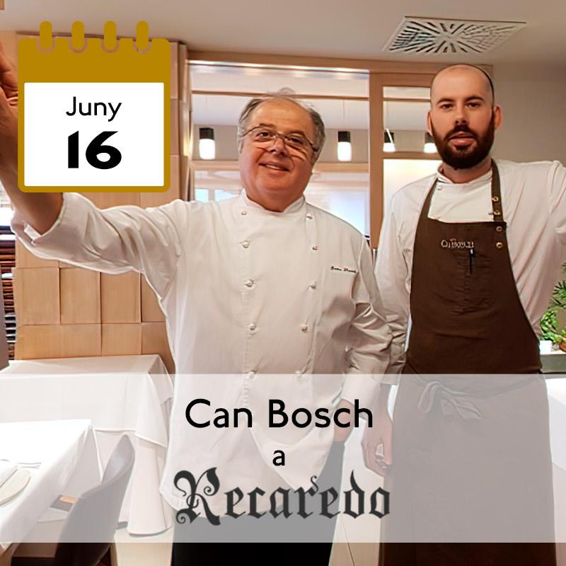 Can Bosch a Recaredo