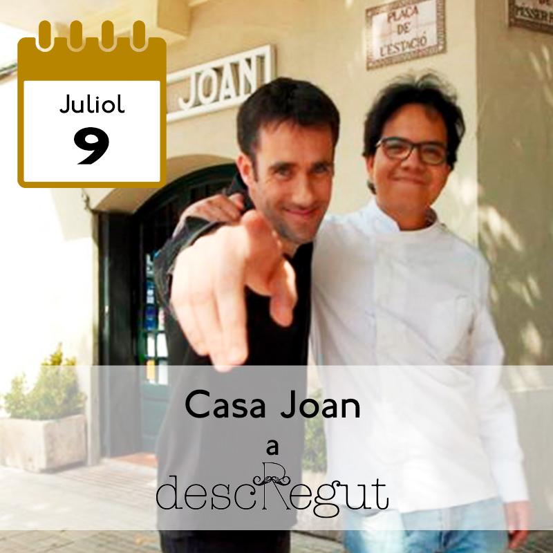 Casa Joan a Can Descregut