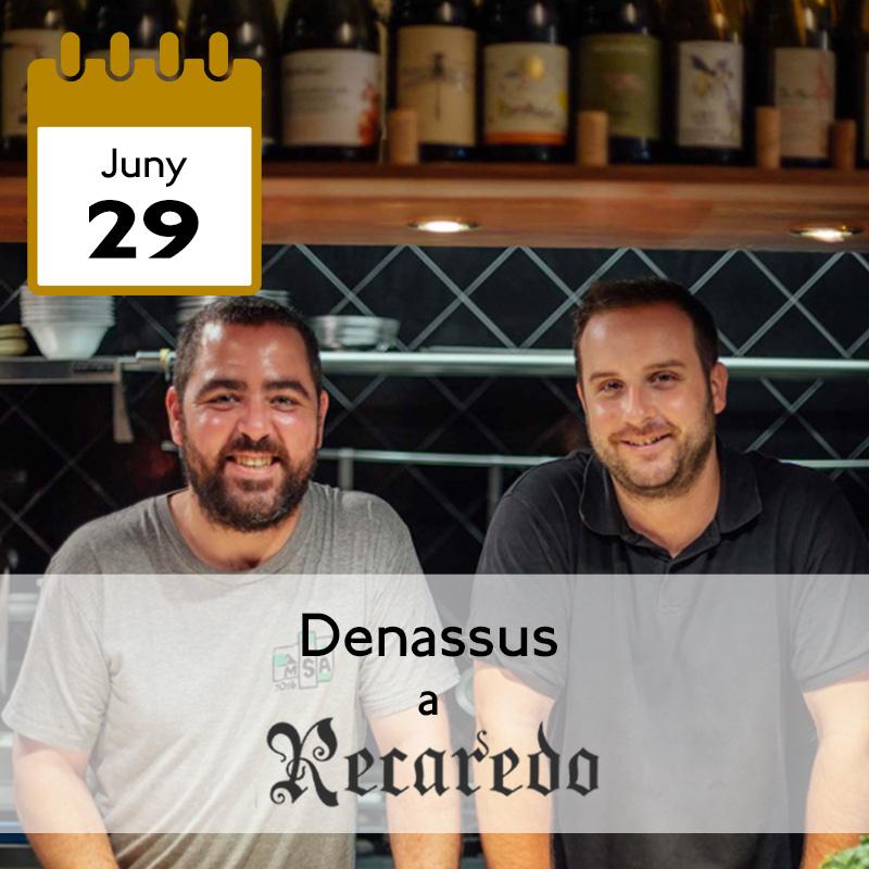 Denassus a Recaredo