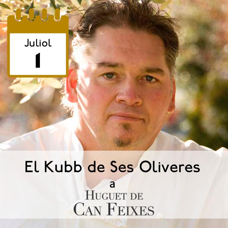 El Kubb de Ses Oliveres a Huguet-Can Feixes