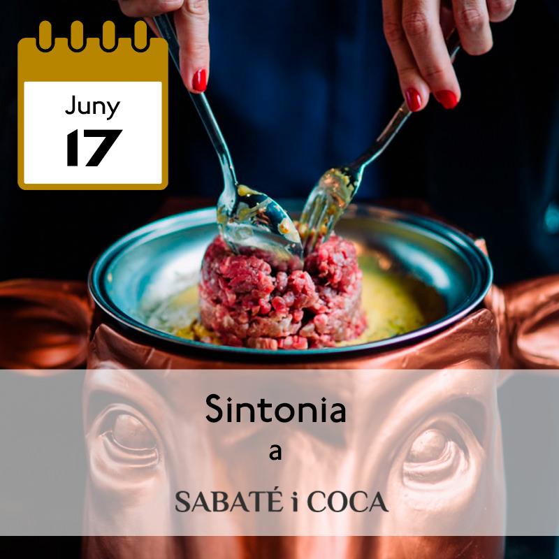 Sintonia a Sabaté i Coca