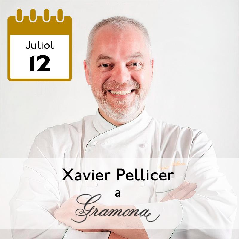 Xavier Pellicer a Gramona